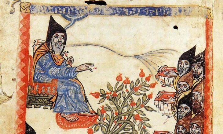 Literature of Armenia