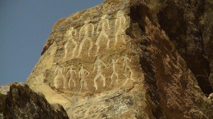 The Petroglyphs