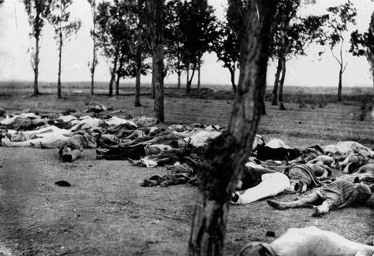 Victims of the Armenian Genocide