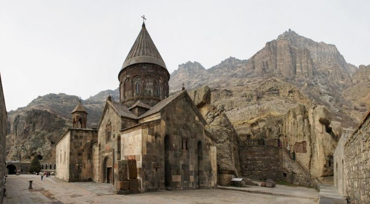 Christian architecture in Armenia