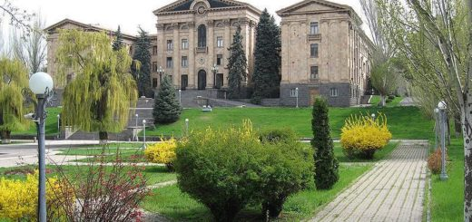 Armenian Parliament Building