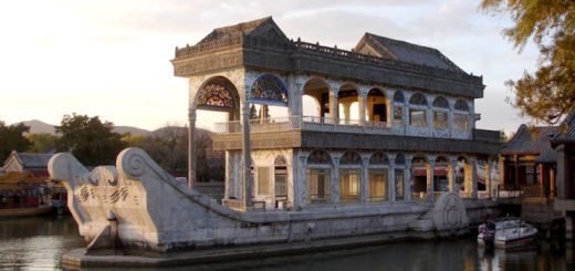 Marble Boat, Beijing