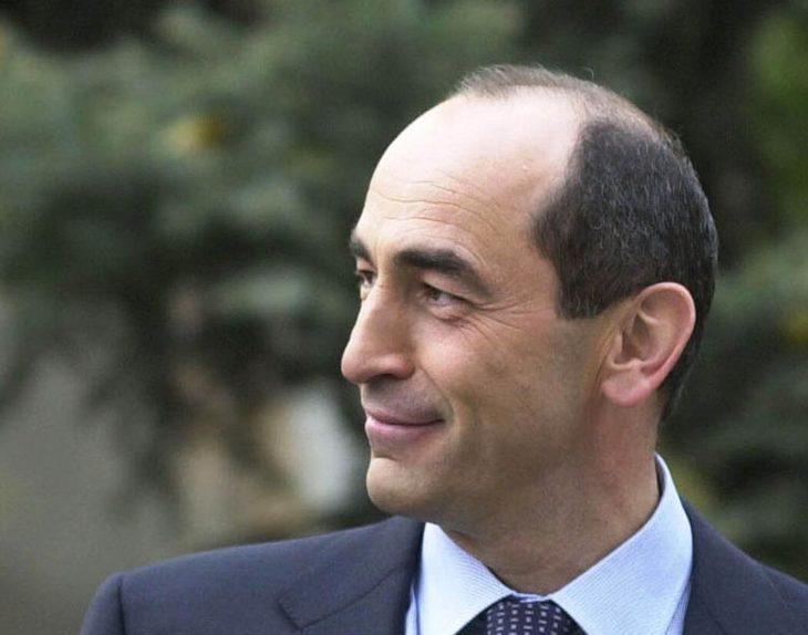 Robert Kotsjarjan was President of Armenia in 1998-2008