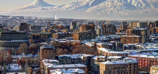Armenia's capital Yerevan