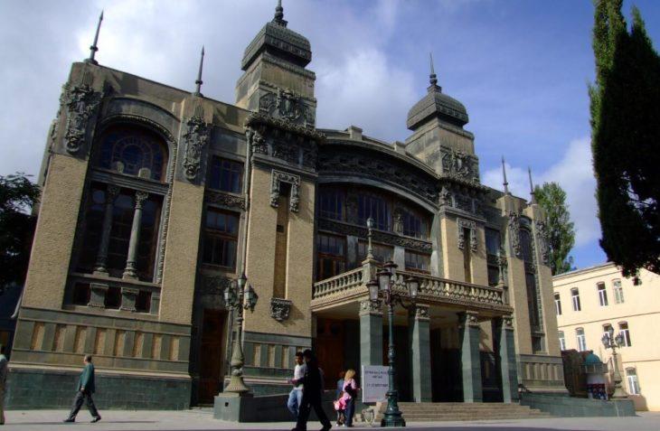 Theater in Azerbaijan