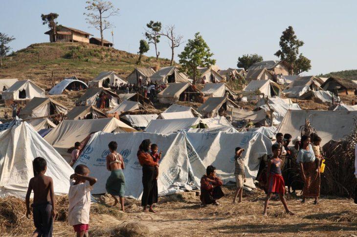 Many Rohingya