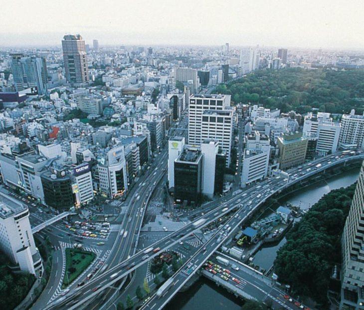 Most of Tokyo's population