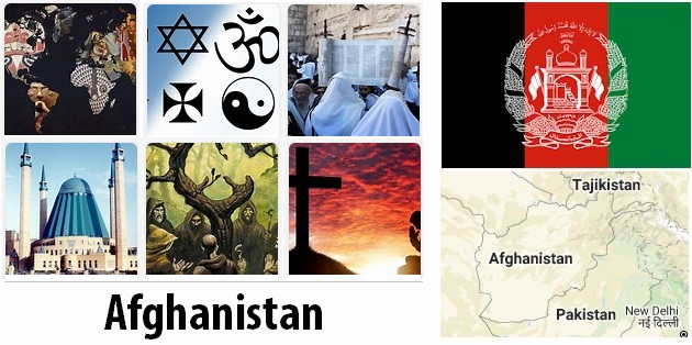 Afghanistan Religion