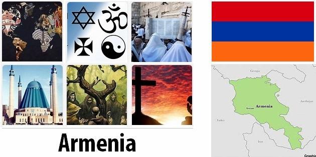 Armenia Religion