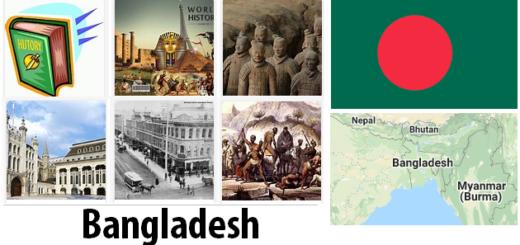 Bangladesh Recent History