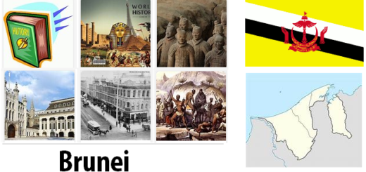 Brunei Recent History