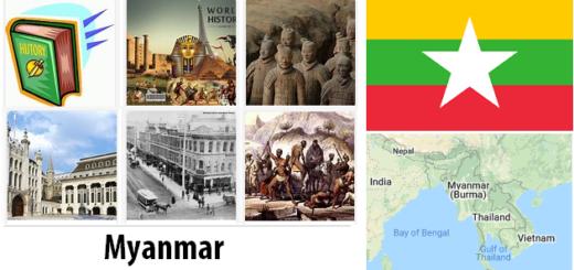 Burma Recent History