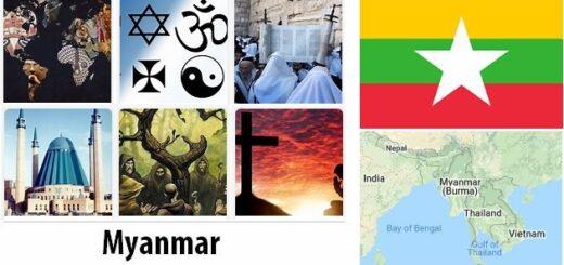 Burma Religion