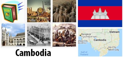 Cambodia Recent History