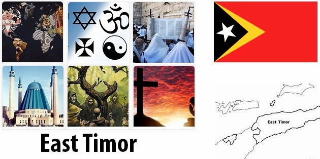 East Timor Religion