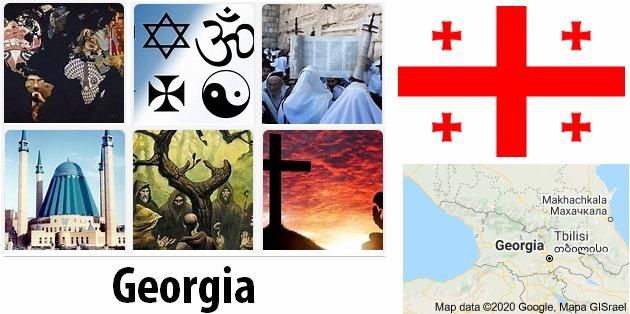 Georgia Religion