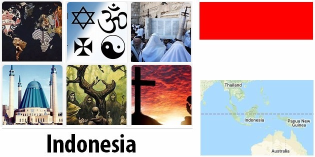 Indonesia Religion
