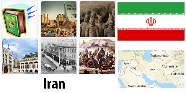 Iran Recent History