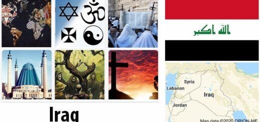 Iraq Religion
