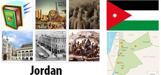 Jordan Recent History