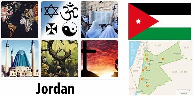 Jordan Religion