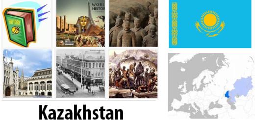Kazakhstan Recent History