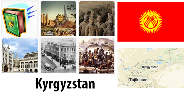 Kyrgyzstan Recent History