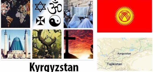 Kyrgyzstan Religion