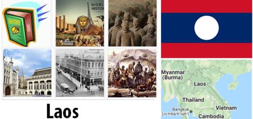 Laos Recent History