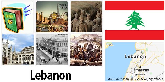 Lebanon Recent History
