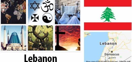 Lebanon Religion