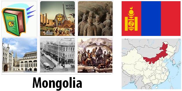 Mongolia Recent History