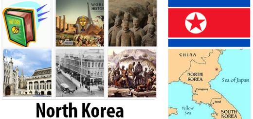 North Korea Recent History