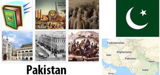 Pakistan Recent History