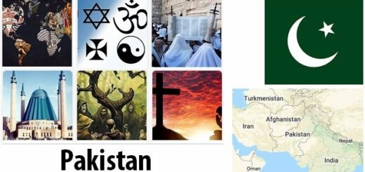 Pakistan Religion