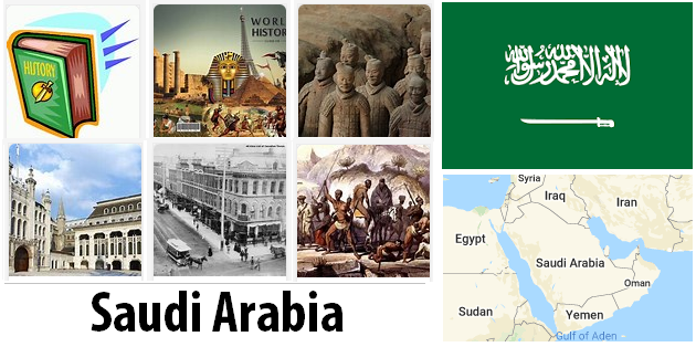 Saudi Arabia Recent History