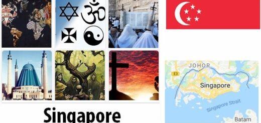 Singapore Religion