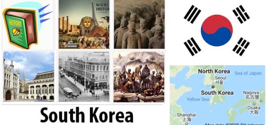 South Korea Recent History