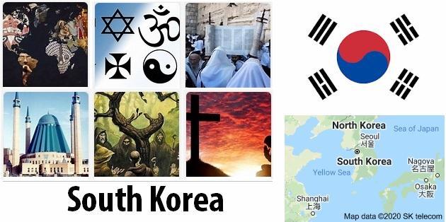 South Korea Religion