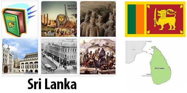 Sri Lanka Recent History