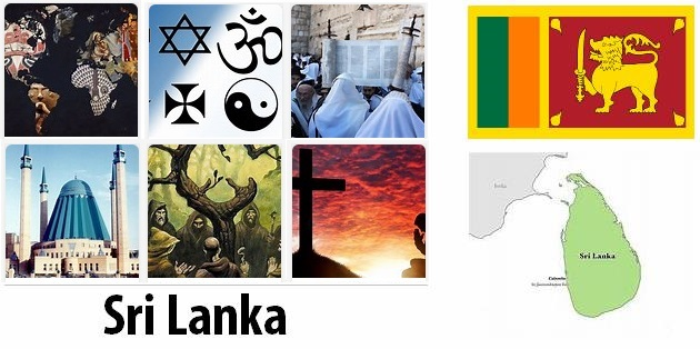 Sri Lanka Religion