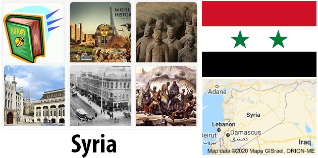 Syria Recent History