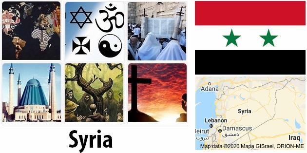 Syria Religion
