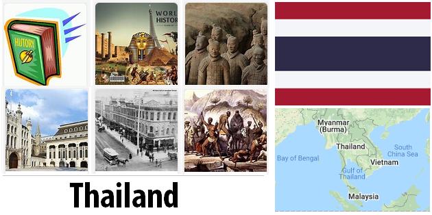 Thailand Recent History