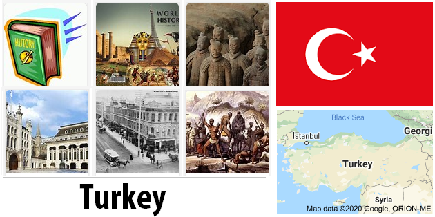 Turkey Recent History