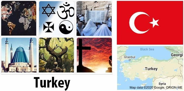 Turkey Religion
