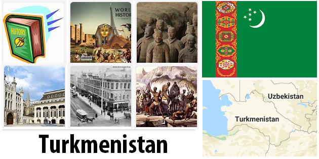Turkmenistan Recent History