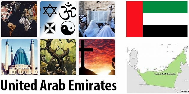 United Arab Emirates Religion
