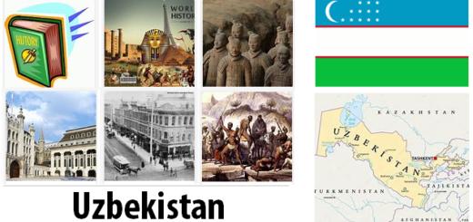 Uzbekistan Recent History