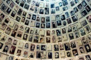 Yad Vashem Minnested for Holocaust